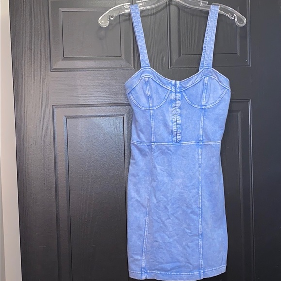 Free People mini dress. Super soft. Size xs.